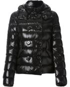 Moncler Double Breasted Padded Jacket - Lyst