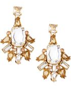 Kate Spade Formal Facets Chandelier Earrings - Lyst