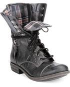 American Rag Deputy Combat Boots - Lyst