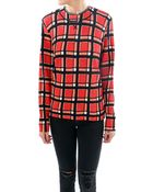 Marc By Marc Jacobs Maglia Rosso - Lyst