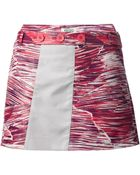 Kenzo Printed Mini Skirt - Lyst