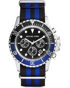 Michael Kors Everest Watch, 45Mm - Lyst