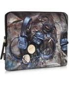 Paul Smith Headphones Print Ipad Case - Lyst