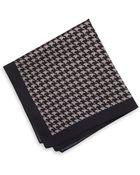 Hugo Boss Pocket Square | Silk Printed Pocket Square - Lyst
