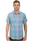 Robert Graham X Tailored Fit S/S Sport Shirt - Lyst