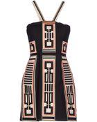 Sass & Bide Short Dress - Lyst