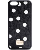 Dolce & Gabbana Iphone Holder - Lyst