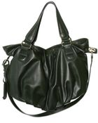 Pauric Sweeney Grained Calf Shoulder Bag - Lyst