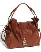 Sorial Fortune Cookie Ruffle Flap Hobo - Lyst