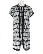 Proenza Schouler Cotton Tie and Dye Dress - Lyst