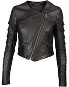 Yigal Azrouël Snake Embossed Jacket - Lyst