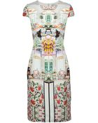 Mary Katrantzou Serendipity Dress - Lyst