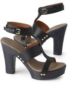 Givenchy Adolphe Clog Sandals - Lyst