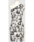 Rachel Roy Short Dress - Lyst