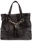 Gucci Chain Detail Bag - Lyst
