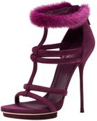 Gucci Camila T-strap Platform Sandal - Lyst
