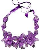 Suzanna Dai Monte Carlo Amethyste Necklace - Lyst