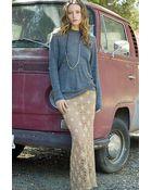 Nightcap Lace Maxi Skirt - Lyst