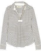 Textile Elizabeth and James Castaway Striped Cotton Top - Lyst