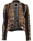 Kelly Wearstler Dune Jacket - Lyst