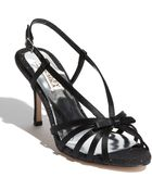 Badgley Mischka Wright Sandal - Lyst