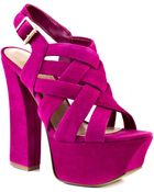 Jessica Simpson Petra - Bermuda Pink - Lyst