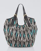 Cynthia Vincent Berkeley Printed Canvas Tote - Lyst