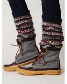 Free People Mendocino Hunt Boot - Lyst