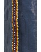 Burberry Prorsum Embellished Coat - Lyst