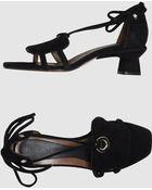 Marni Highheeled Sandals - Lyst