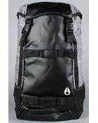Nixon The Landlock Backpack in Black Wash - Lyst