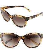 Valentino Studded Cats Eye Sunglasses - Lyst