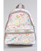 LeSportsac The Mini Basic Backpack in Bah Bah Sheep - Lyst