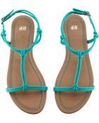 H&M Sandals - Lyst