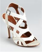 Boutique 9 Sandals Dafnee Strappy - Lyst