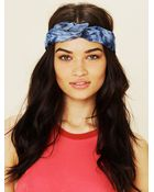 Free People Wire Tie Bow - Lyst
