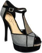 Jessica Simpson Ritta Platform Sandals - Lyst
