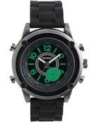 Titanium Pop Coil Watch - Lyst