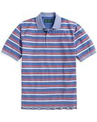 Brooks Brothers St Andrews Links Multi Bar Striped Polo - Lyst
