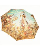 Jean Paul Gaultier Cherub Folding Umbrella - Lyst