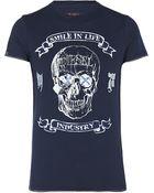 Diesel Tepona Tshirt - Lyst