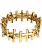 Asos Cross Stretch Bracelet - Lyst