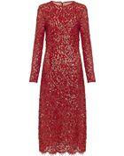 Michael Kors Sequin Dress - Lyst