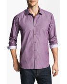 Ted Baker Autun Sport Shirt - Lyst