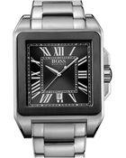 Boss Black Square Bracelet Watch - Lyst
