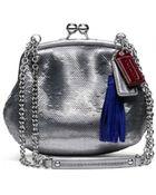 Coach Poppy Sequin Frame Bag - Lyst