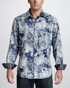 Robert Graham Tahoe Reversible Sport Shirt - Lyst
