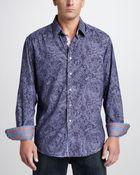 Robert Graham Lathkin Sport Shirt - Lyst
