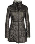 Armani Jeans Midlength Jacket - Lyst