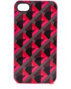 Marc By Marc Jacobs Katya Iphone 4 Case - Lyst